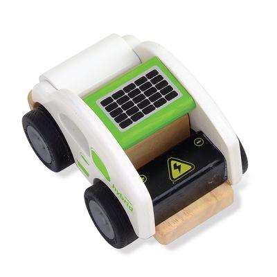 Mini eco car madera