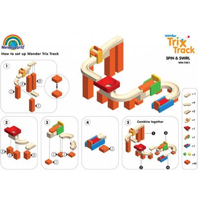 Trix Track safari