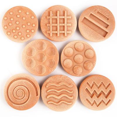 8 Piedras sensoriales