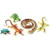 Reptiles y anfibios jumbo 5pz