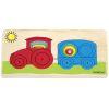 Puzzle capas tractor