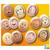 Pote 12 piedras sensoriales para reconocer emociones