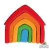 Casa arcoíris Grimm's, 5 pz