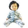 Muñeco Asiático Niño 40cm