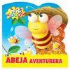 "Ojos locos ""La abeja aventurera"""