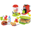 100% Chef - Set cafetera, licuadora y wafflera 28pz