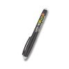 Bolígrafo Re-Do con tinta borrable y recargable, color negro