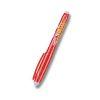 Bolígrafo Re-Do con tinta borrable y recargable, color rojo