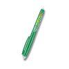 Bolígrafo Re-Do con tinta borrable y recargable, color verde