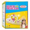Beads princesa, perlas para planchar color blanco