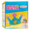 Beads princesa, perlas para planchar color turquesa