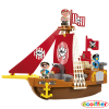 Neo barco pirata