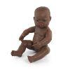 Bebé africano niño 42cm