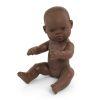 Muñeca africana niña 32cm