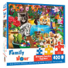 Puzzle 400pz Family Hour - Gatitos maravillosos