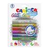 Glitter glue 10,5 ml, 6 col. Spark