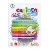 Glitter glue 10,5 ml 6 col. Neón
