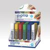 Cola Glitter Giotto 5 col. 30 und
