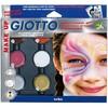 Maquillaje Infantil en crema 6 colores glamour