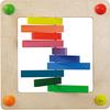 Tablero Mural Barras de Color Farbspiel