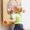 Tablero mural espejo