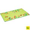 Alfombra rectangular flores 100x150cm