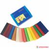 Cera de abeja para modelar 15 colores Stockmar