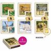 Puzzle Foto Animales de la Selva, set de 6