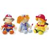 3 Muñecos de género Profesiones