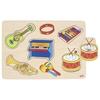 Encaje 5pz Sonidos Instrumentos Musicales 29.6x20.6cm