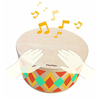 Tambor, caja de ritmos