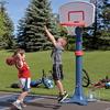 Pedestal de Basquetbol ajustable