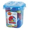 Caja azul con bloques 50pz