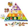 Nuestra Pirámide de Alimentos Sanos