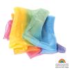 Pañuelo seda de juego Waldorf arcoíris