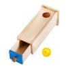 Caja de permanencia con cajón Montessori