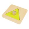 Encaje triángulo Montessori
