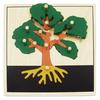 Puzzle Montessori árbol 11pz