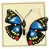 Puzzle Montessori mariposa 3pz