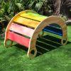 Balancín arcoíris Pikler