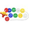 Botones Plásticos en bolsa 220pz 4cm