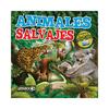 Carrusel - Animales salvajes Pop-Up
