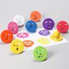 Set 10 sellos gigantes emociones
