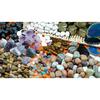 Caja tesoros de minerales y piedras