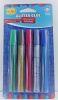 Glitter Glue 5 colores de 15 grs. - 5 Blíster