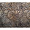 Velour Estampado leopardo 2 x 1.50 mts