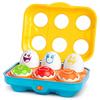 Huevos Parlanchines Trilingües