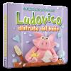"""Ya soy grande """"Ludovico disfruta el baño"""""""