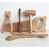 Set de herramientas, línea madera nativa