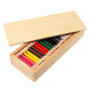 Caja tablillas colores II